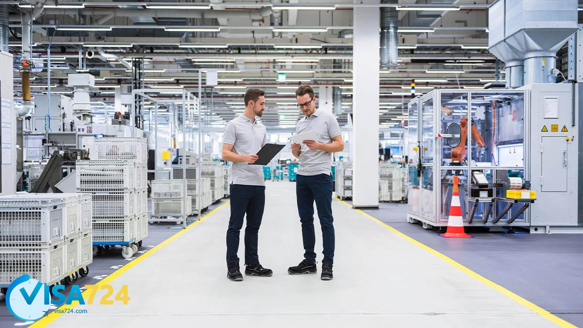 راهاندازی کارگاه تولیدی در کانادا