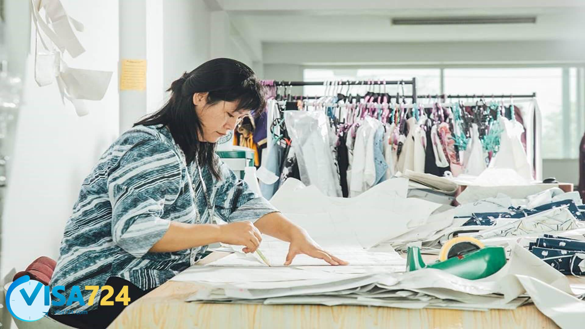 راهاندازی خط تولید لباس در کانادا