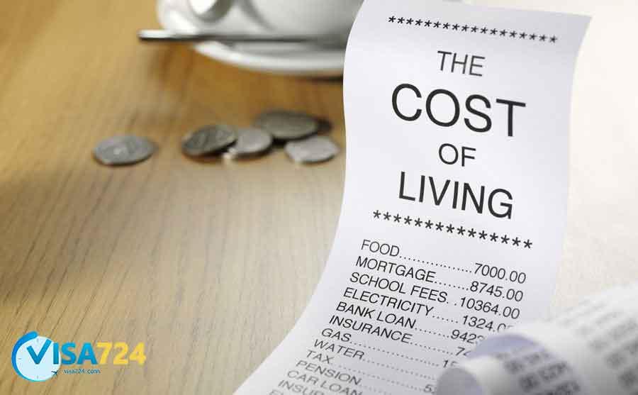 هزینه های زندگی در تورنتو