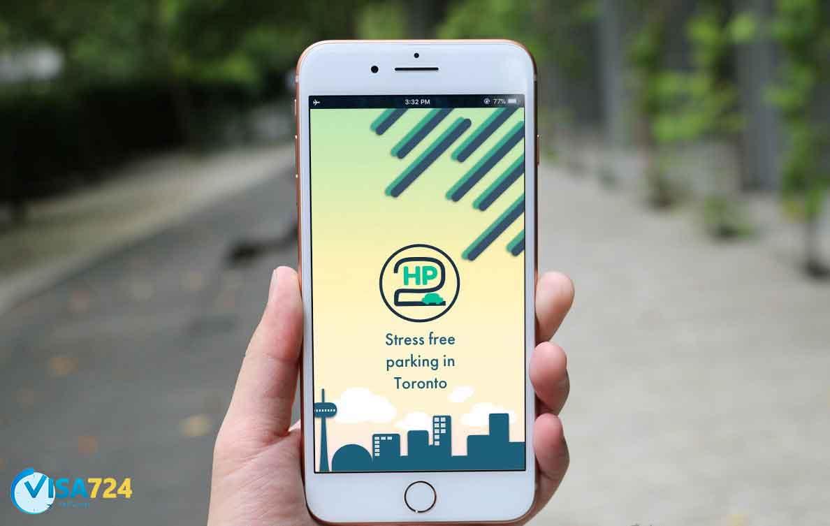 اپلیکیشن های کاربردی در کانادا