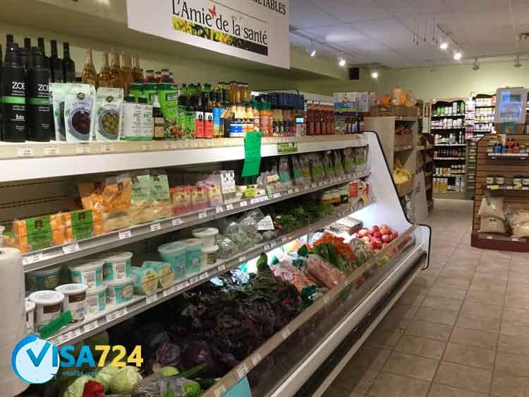 فروشگاه موادغذایی