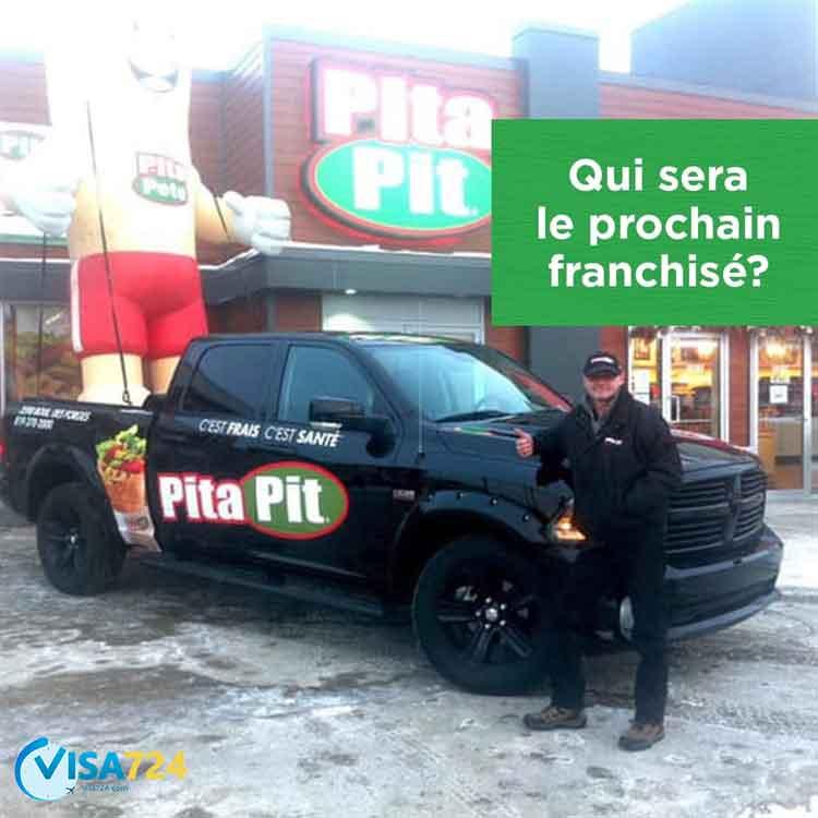 فست فود در کانادا
