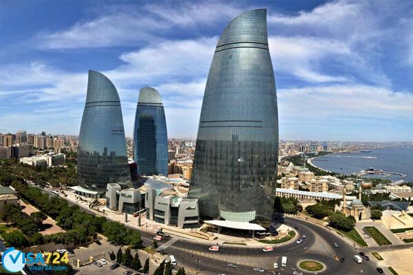 ویزای توریستی آذربایجان