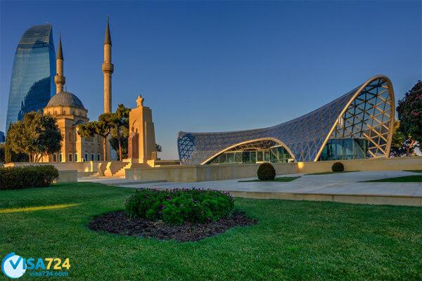 هزینه ویزای آذربایجان