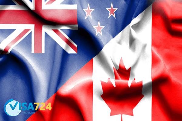 مقایسه حقوق و زندگی در کانادا و انگلستان