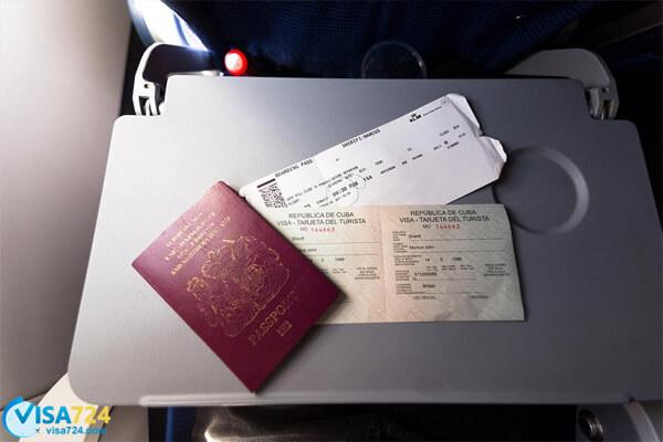 ویزای توریستی کوبا