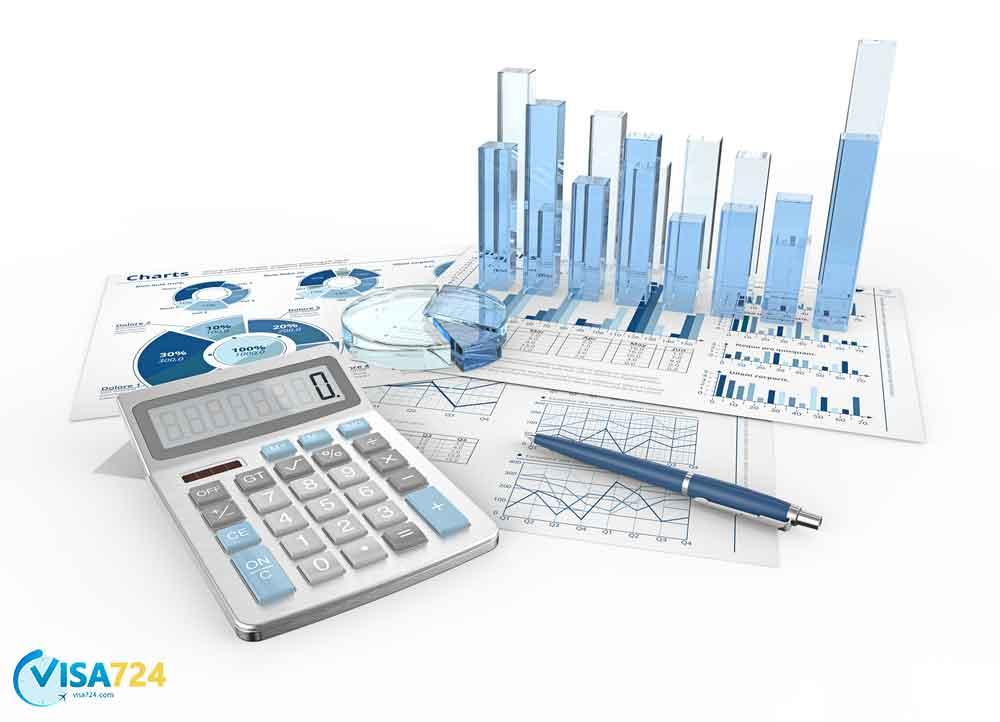 پیش بینی مالی در بیزینس پلن