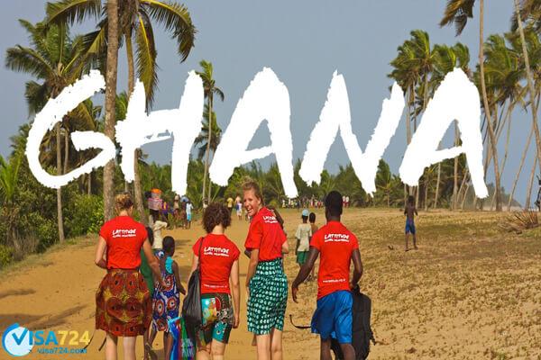 ویزای توریستی غنا