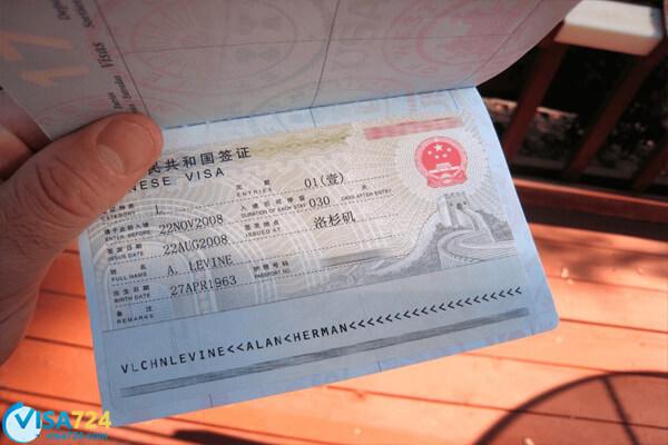 ویزای گردشگری هنگ کنگ