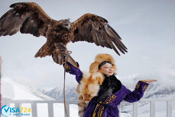 ویزای گردشگری قزاقستان