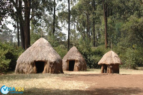 ویزای گردشگری کنیا