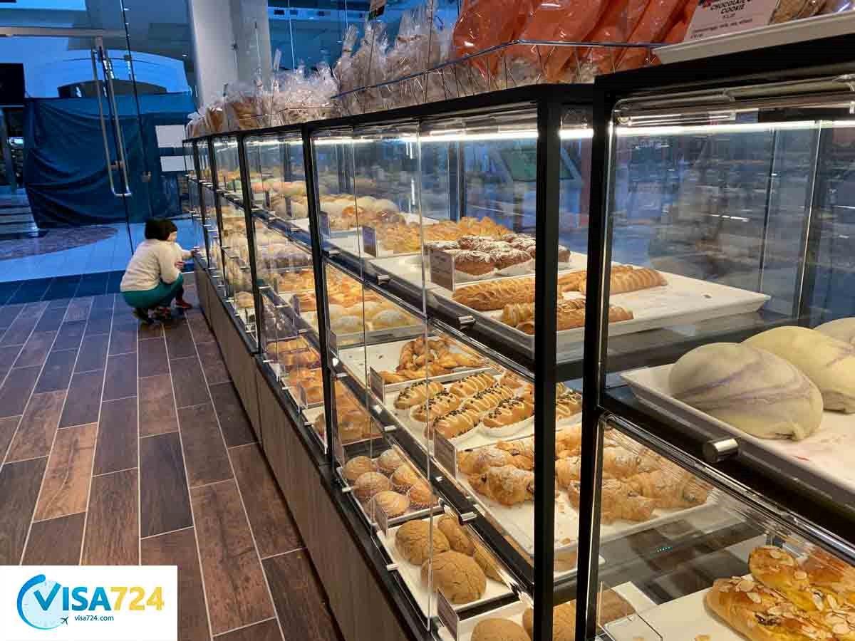 راه اندازی نانوایی در کانادا