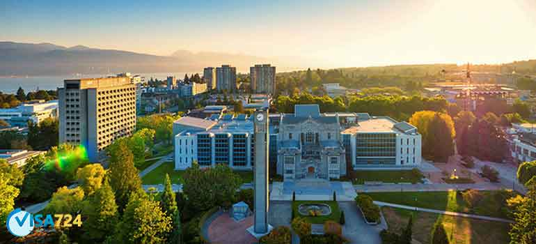 هزینه تحصیل پزشکی در دانشگاه بریتیش کلمبیا