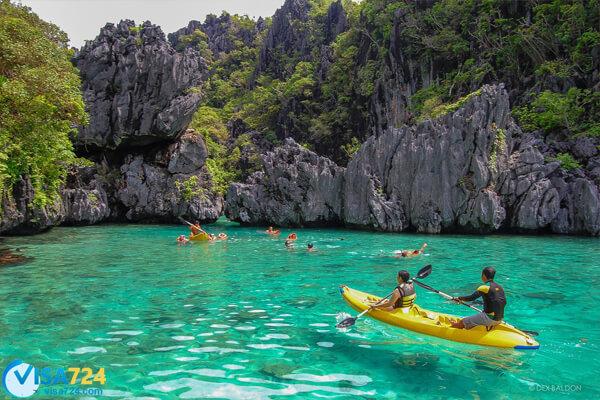 هزینه ویزای توریستی فیلیپین
