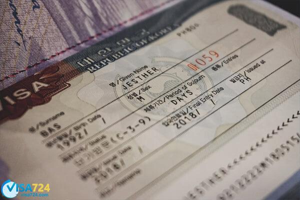ویزای گردشگری کره جنوبی