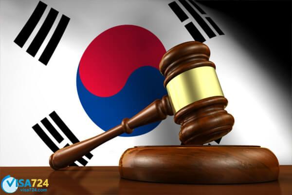 قوانین کره جنوبی