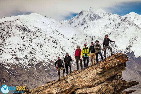 دریافت ویزای توریستی تاجیکستان
