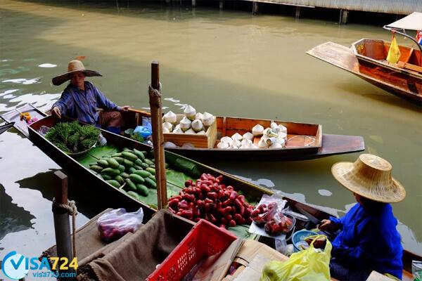 ویزای گردشگری تایلند