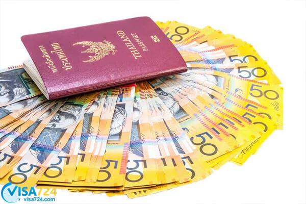 هزینه ویزای توریستی تایلند
