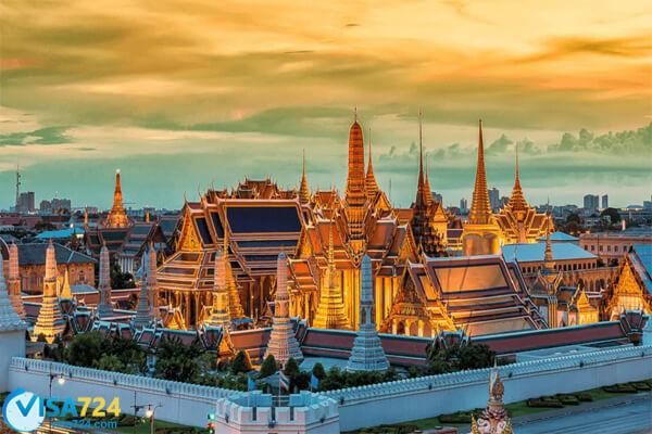 نحوه درخواست ویزای تایلند توریستی