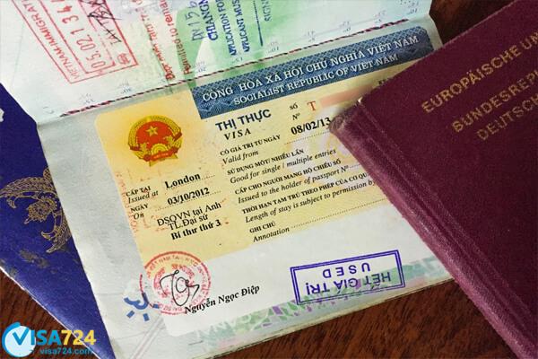 مدارک مورد نیاز برای درخواست ویزای ویتنام