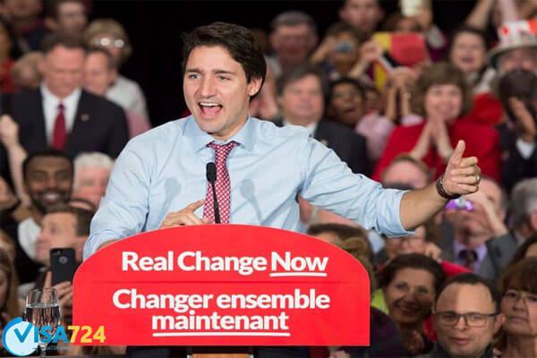 فضای سیاسی کانادا