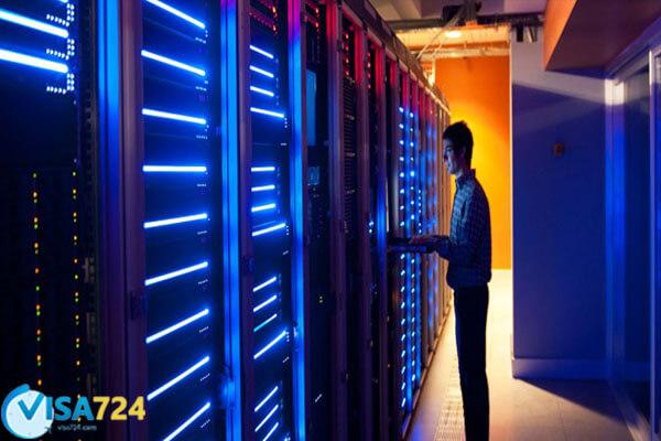 تحصیل رشته امنیت شبکه