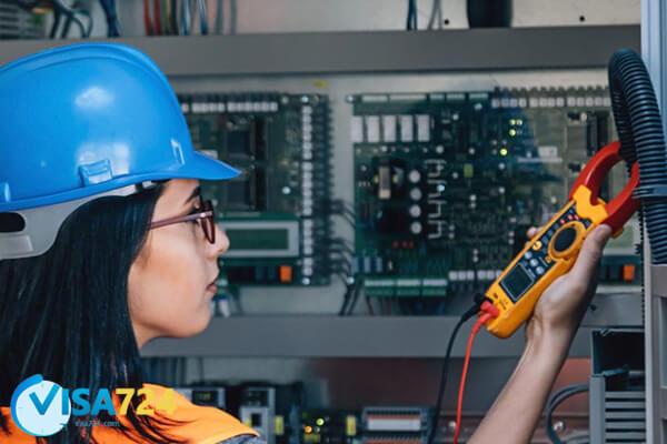 بهترین مراکز تحصیل در رشته برق در کانادا