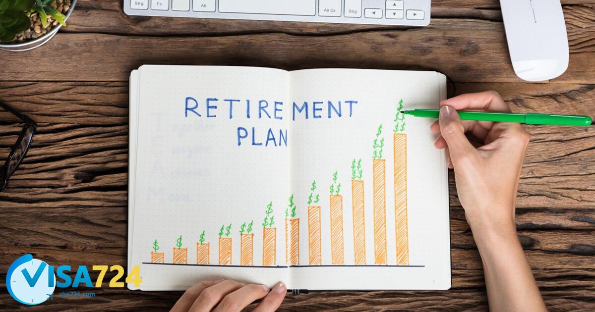 برنامه مستمری بازنشستگی در کانادا