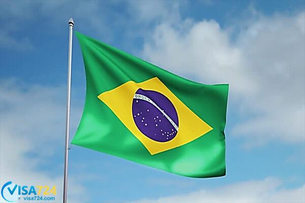 ویزای توریستی برزیل