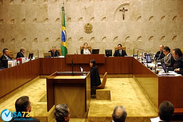 قوانین ویزای توریستی برزیل