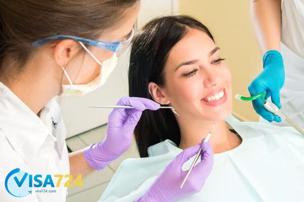 رشته دستیار دندانپزشک در کانادا