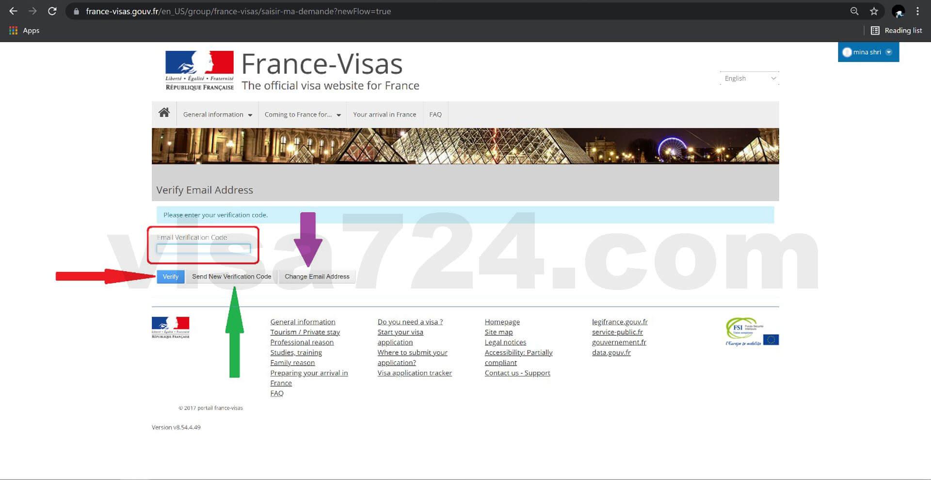 آموزش رایگان دریافت ویزای تحصیلی فرانسه