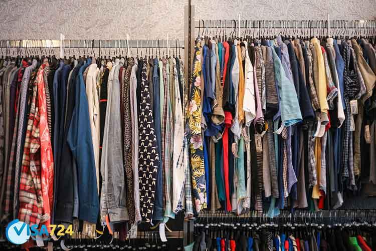 فروشگاه لباس کانادا