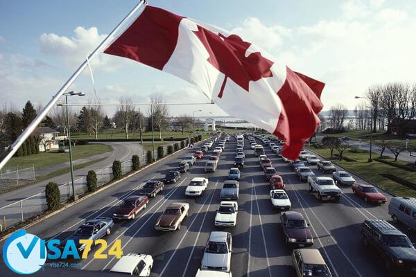 شرایط رانندگی و گرفتن گواهینامه در کانادا