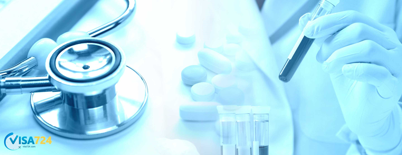 آزمایشات پزشکی برای سرمایه گذاری در کانادا