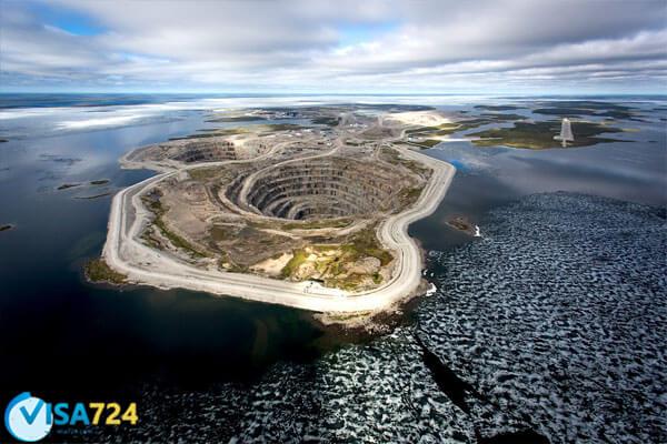 مهندسی معدن در کانادا