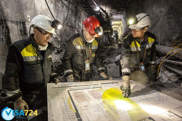 رشته مهندسی معدن در کانادا