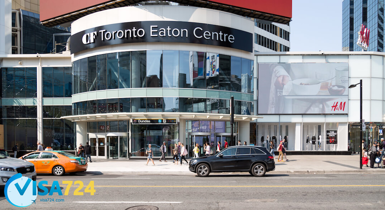 بهترین مرکز خرید کانادا