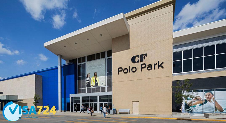 بهترین مراکز خرید کانادا، پولو پارک