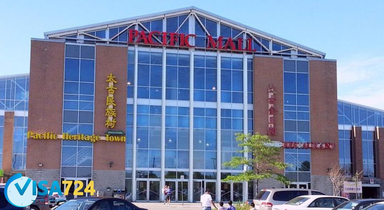 بهترین مراکز خرید کانادا، پاسیفیک مال