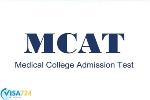 آزمون MCAT