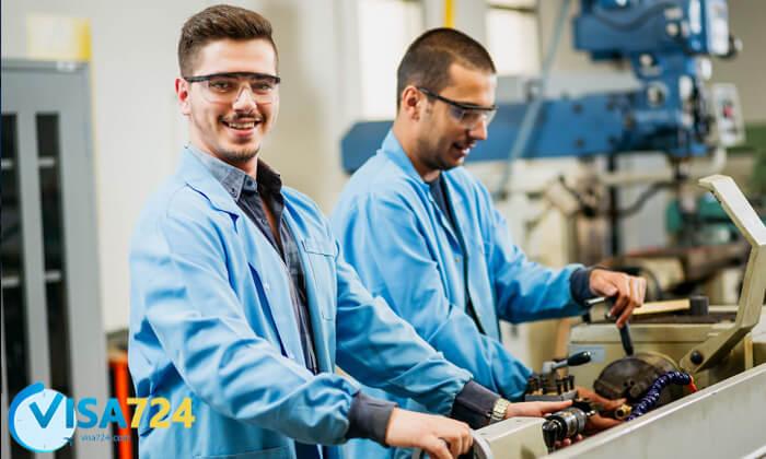 بازار کار کانادا برای رشته مهندسی مکانیک و صنایع
