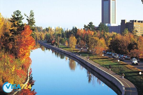 بهترین دانشگاه های کانادا برای رشته معماری