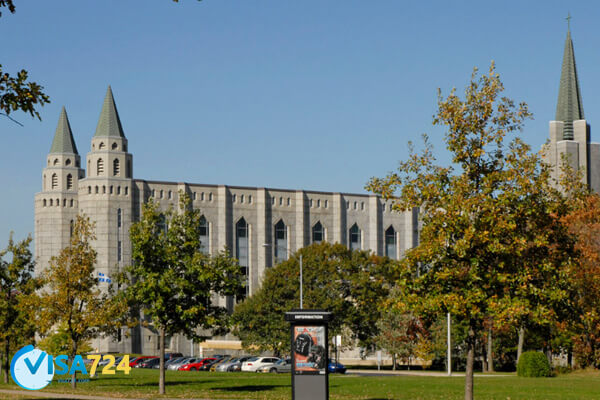 شرایط پذیرش دانشگاه لاوال در رشته معماری