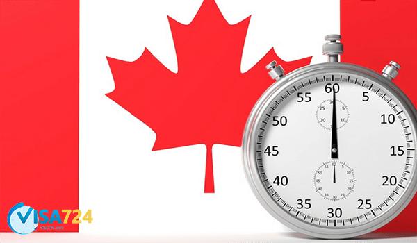 طولانی شدن مدت زمان ویزای کانادا