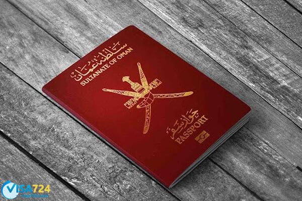 تمکن مالی برای ویزای عمان