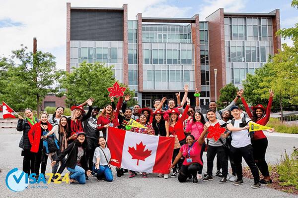 شرایط ورود به کالج سنکای کانادا