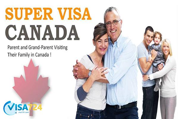 ورود به کانادا با سوپر ویزا