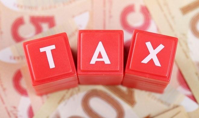 مالیات کانادا